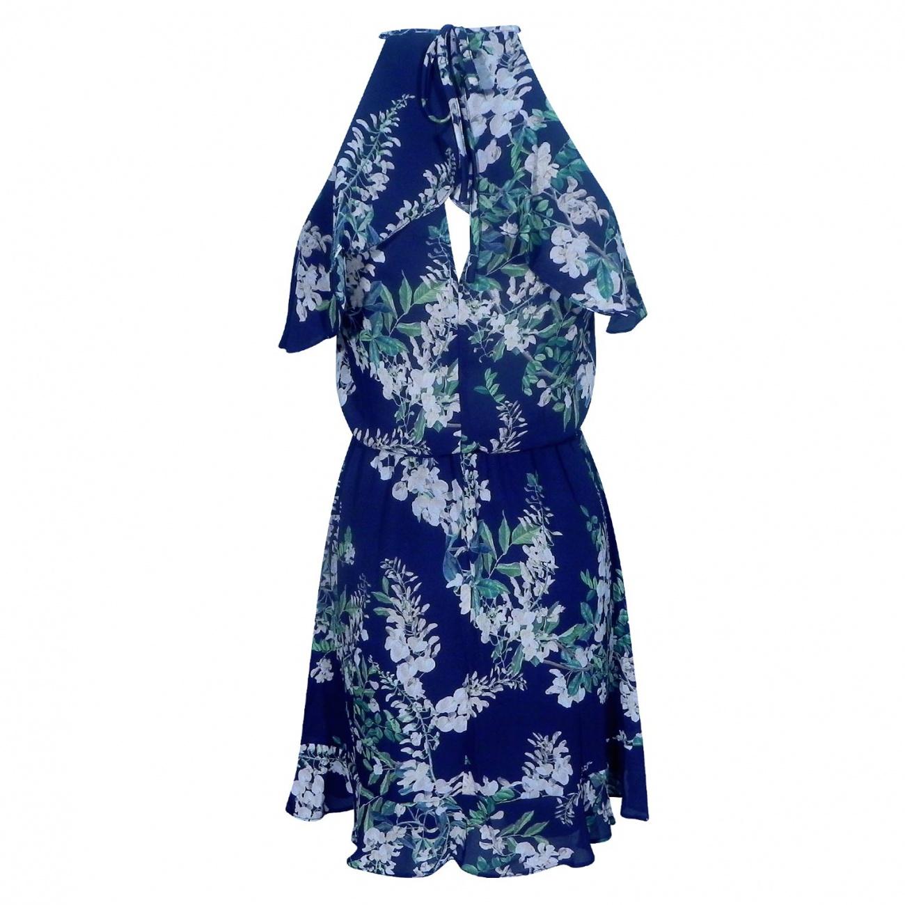 efdf4613b3 Vestido Estampado em Crepe Doce Flor - Pole Modas