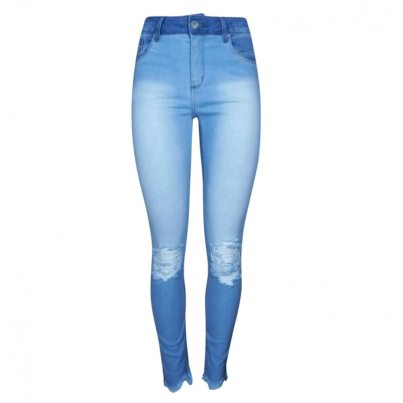 779fa35d6 Calça Jeans Skinny Its & Co - Pole Modas