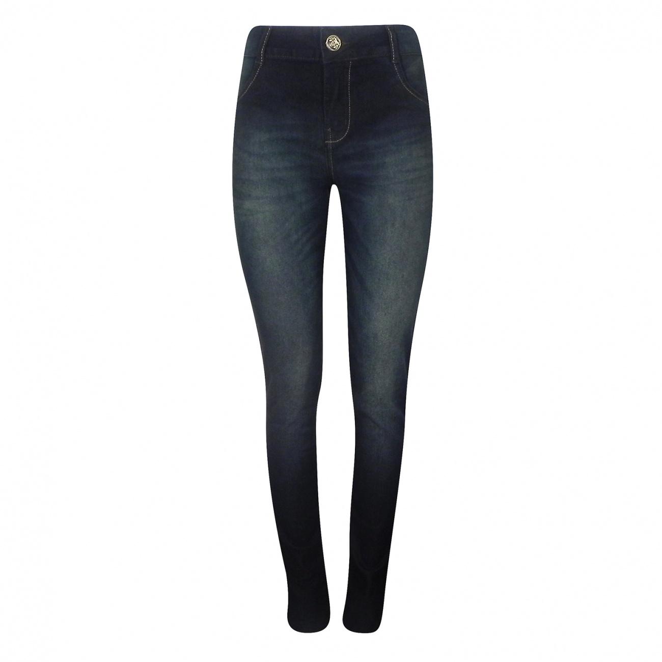 364c70773 Calça Jeans Selena Super Skinny Dimy - Pole Modas