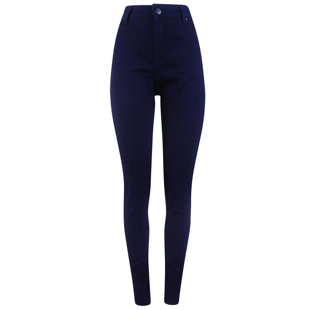 617845c5c Calça Jeans Escura Skinny It's & Co - Pole Modas