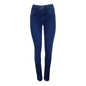 Calça Jeans Moletom Jegging Scalon