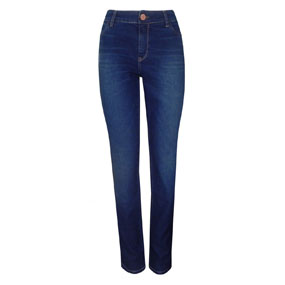Calça Jeans Cigarrete Straight Scalon