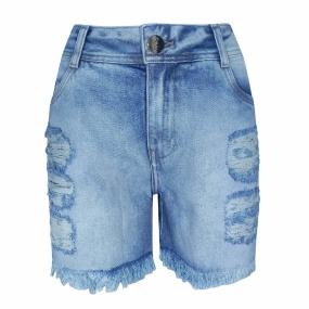 Shorts Jeans Destroyed Dimy
