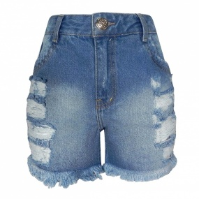 Shorts Boyfriend Jeans Listra Lateral Dimy