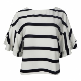 Blusa Cropped Ampla Cholet