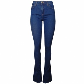 Calça Jeans Flare London Chopper