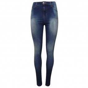 Calça Jeans Angel Skinny London Twiggy Chopper