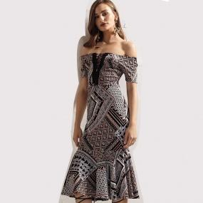 ce51e5886 Vestidos Estampados - Dimy - Pole Modas