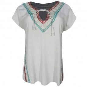 Blusa Tricot Lateral Haes