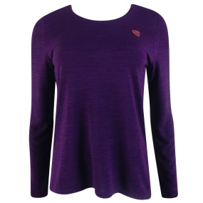 Blusa em Viscose Its & Co Purple