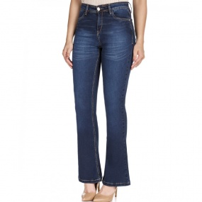 Calça Jeans Boot Cut Bella Scalon