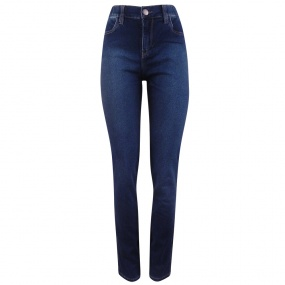 Calça Jeans Skinny The Ballet Denim Cós Com Elástico Scalon