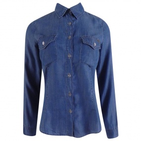 Camisa Jeans Tratto Jeans