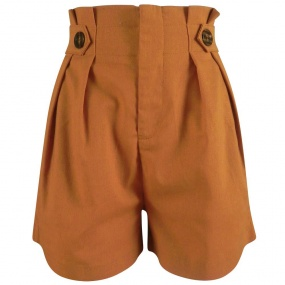 Short Clochard Flor de Lis