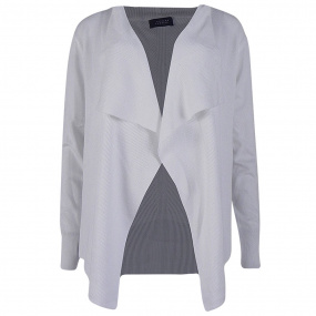 Cardigan Viviane Furrier Off White