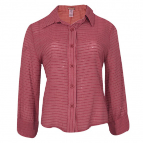 Camisa Viscose Innocence Rose